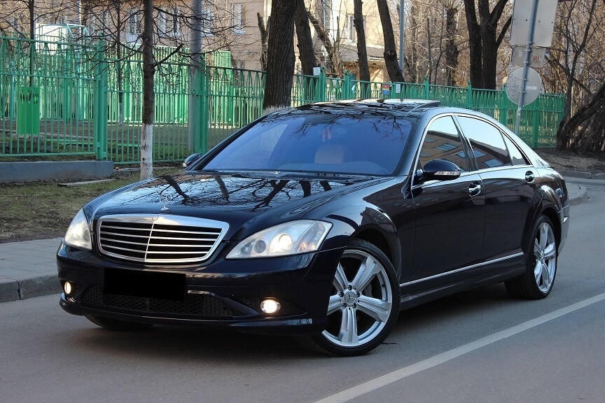 Mercedes S450 4 matic